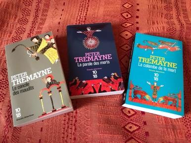 Livres de Peter Tremayne.jpg